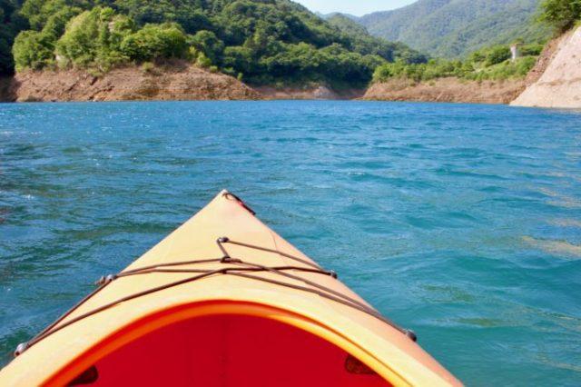 水質日本一の仁淀川