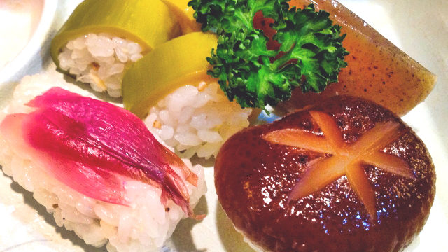 高知名物田舎寿司